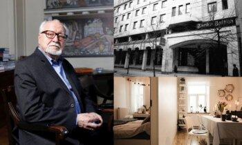 'Delfi plus': pandēmijas skartās nozares, 'Bankas Baltija' krahs un izcilais režisors