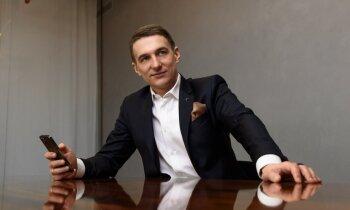 Personība biznesā: 'Orkla Latvija' valdes priekšsēdētājs Toms Didrihsons