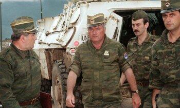 'Bosnijas miesnieks' jeb ģenerāļa Mladiča ceļš no Kosovas līdz genocīdam