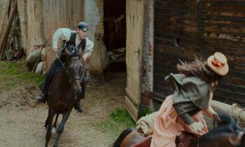 Asiņainā ampelēšanās uz ekrāna: kur 'Wild East' aizvedīs pašmāju kino?