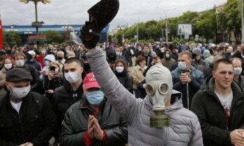 'Saša 3%' un čību revolūcija: kāpēc Baltkrievijas protesti šoreiz atšķiras