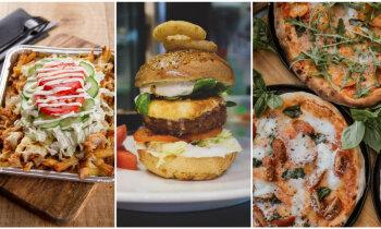 Кафе и рестораны за пределами Риги, где можно заказать вкусную еду навынос