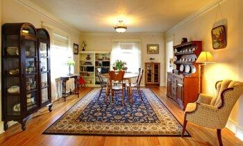 Senatnīgas mēbeles un radoši veidi, kā tās iekļaut modernā interjerā