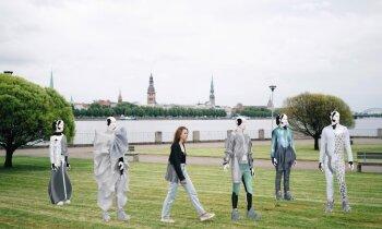В несуществующей одежде с несуществующими инопланетянами. Дизайнер Екатерина Звиедре о первой 3D-коллекции и осознанной моде