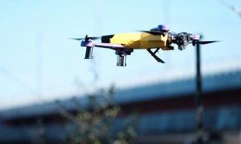 ASV tehnoloģiju milzis nopērk Latvijas dronu ražotāju 'AirDog'