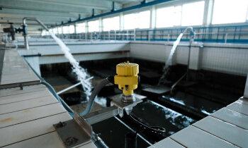 No Daugavas līdz krānam – 'Delfi' pēta dzeramā ūdens attīrīšanas procesu