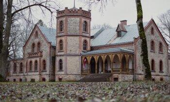 Pils un pasaku ieleja: neparastu kadru meklējumi Igaunijas pierobežā