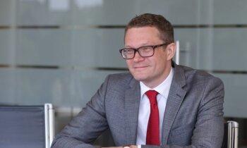 Agris Repšs – latvietis Igaunijas prezidentes pilī?