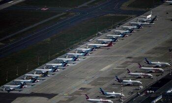 Prognoze: Gaisa satiksme visdrīzāk neatgūsies līdz pat 2024. gadam