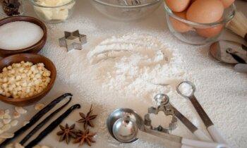 Piecas pamatmīklas maizīšu un kūku cepšanai