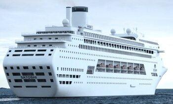 Kruīza kuģi pārvērš par biroju