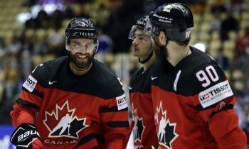 Pasaules hokeja čempionāts: ceturtās spēļu dienas apskats. Teksta tiešraides arhīvs