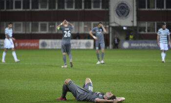 'Amatieri, nevis profesionāļi.' Bijušie 'Riga' FC pārstāvji skarbi vērtē kluba vadību