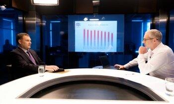 'Delfi TV ar Jāni Domburu' atbild ģenerālprokurora amatam izvirzītais Juris Stukāns. Pilns ieraksts