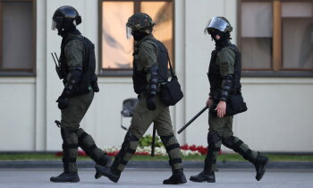 Demokrātija beigusies. Tagad mēs jūs drā****m! No Minskas deportētie latvieši par cietumu