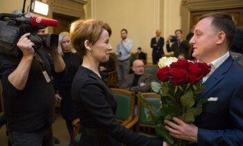 Mārtiņu Kazāku ievēl par Latvijas Bankas prezidentu