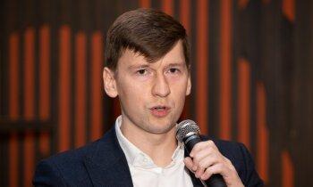 Virslīgas vadītājs Krivuņecs pauž ambīcijas par spēļu pārraidēm televīzijā