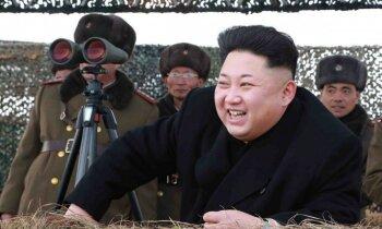 Ziemeļkoreja gatavo raķeti, Zviedrija izraidīs bēgļus, Latvijai draud vētra. Aktuālais vienokpus