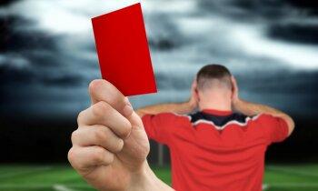 Два латвийских футболиста пожизненно дисквалифицированы за договорные матчи