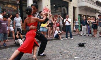 Ilze Jurkāne iesaka, ko apskatīt tango dzimtenē Argentīnā