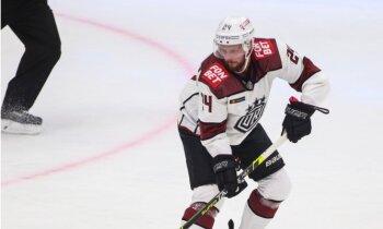 Rīgas 'Dinamo' nespēj apturēt Maskavas 'Dinamo' iespaidīgo sezonas sākumu