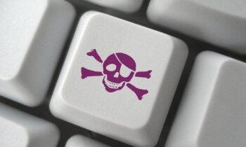Saturs nav semočkas: Kā mākslinieki klupina pirātus