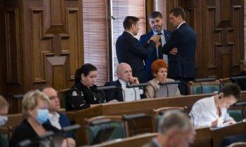 Vairāk nekā 40 Saeimas deputātu iesnieguši deklarāciju par armēņu genocīda nosodīšanu