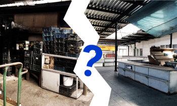 Tukšs un vēl tukšāks: 'Tasty' pēta, kas notiek Juglas un Mežciema tirgos