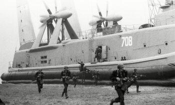 Atskats vēsturē: Grandiozajās mācībās 'Zapad 81' PSRS biedēja Rietumus