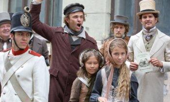 ФОТО: Рига превратилась в Вену XIX века - в столице начались съемки исторического сериала