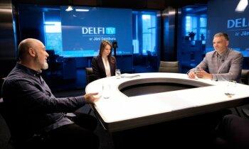 'Delfi TV ar Jāni Domburu' diskusija par Covid-19 krīzes ietekmi uz ēdināšanas nozari. Pilns ieraksts