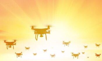 'Sony' gatavojas iesoļot dronu tirgū