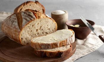 Вкусный и полезный: как испечь домашний хлеб на закваске