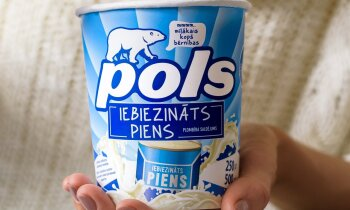 Foto: 'Food Union' startē ar bērnības garšu saldējumiem