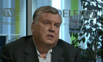 Янис Урбанович на Delfi TV: