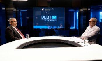 'Delfi TV ar Jāni Domburu' atbild ģenerālprokurors Ēriks Kalnmeiers. Pilns ieraksts