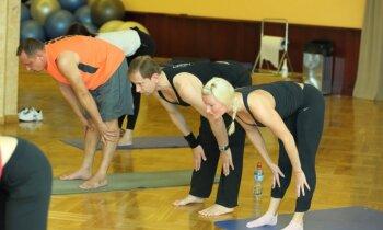 Eksperiments galā - kurš kuru? 'bodyART' treniņu raunds - ieraksts Nr.7