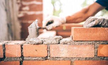 Būvniecības izmaksas šogad varētu piedzīvot straujāko kāpumu pēdējo deviņu gadu laikā