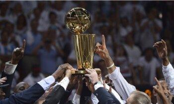 No Biedriņa līdz 'karalim' Džeimsam, no pastarīšiem līdz pretendentiem – sākas NBA jaunā sezona