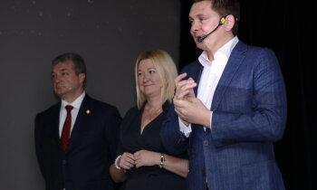 'KPV LV' kongresa gaidās – šķiršanās no Liepiņas un nākotnes plāni
