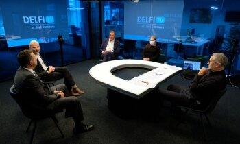 'Delfi TV ar Jāni Domburu': 'Ko (ne)atklāj Covid-19 vakcīnu blakņu izvērtējumi?. Pilns ieraksts