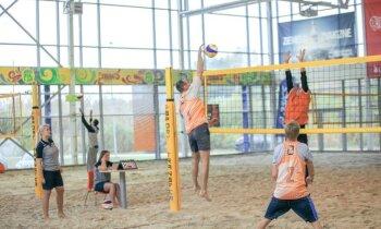Sporta centrs 'Brazīlija' netiek tirgots un tā darbība nav apdraudēta, uzsver īpašnieks