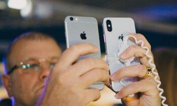 'Apple' nejauši atklāj jauno 'iPhone' modeļu nosaukumus