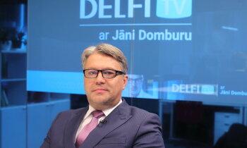 'Delfi TV ar Jāni Domburu' – atbild prezidenta amata kandidāts Jansons. Pilns ieraksts