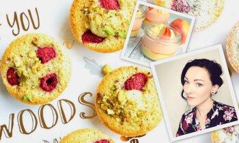 Virtuves sarunas: Deserti un kūkas ir viņas stiprā puse – Kristīne Krivāne