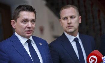Saeimas drošības birojs Kaimiņa un Gobzema strīdā neiesaistās