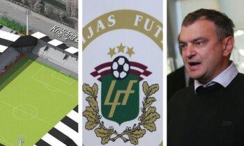 Futbols un likums: jaunas 'vecās' lietas kājbumbas saimniecībā