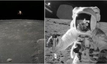 Izgāztuve uz Mēness? Jancīgākās lietas, ko tur atstājuši astronauti