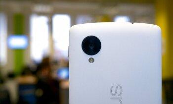 Тест DELFI: Смартфон LG Nexus 5 — дешевый, крутой, со вкусом KitKat