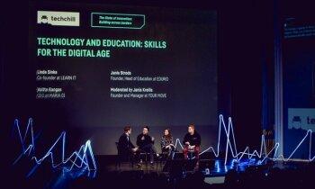 Eksperti: inovācijām atvērtas skolas pietuvina skolēnus darba tirgum